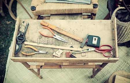 tools for handicraft work