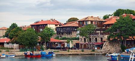 old town nesebar