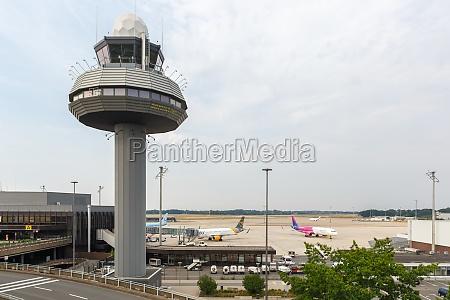 hannover hanover airport haj in germany