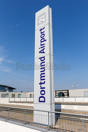 dortmund airport dtm in germany terminal
