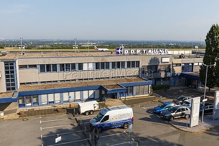 dortmund airport dtm in germany general