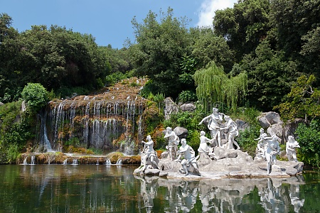 fountain of diana and actaeon royal