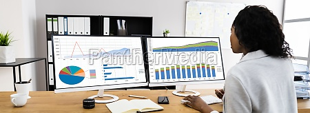 business analyst woman