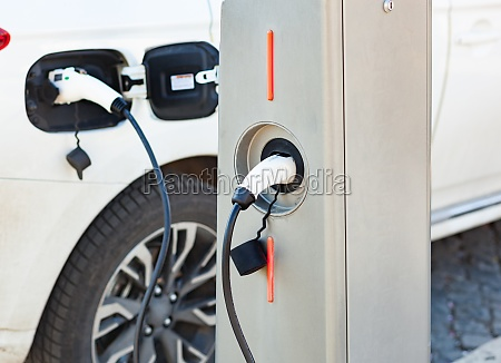power supply for electric car charging