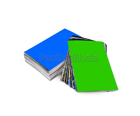 stack of the customizable photos