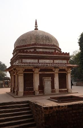 qutub minar complex delhi india