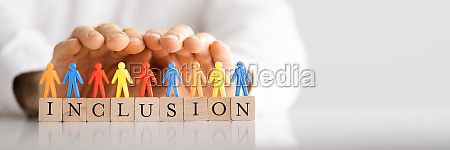 inclusion diversity equality banner
