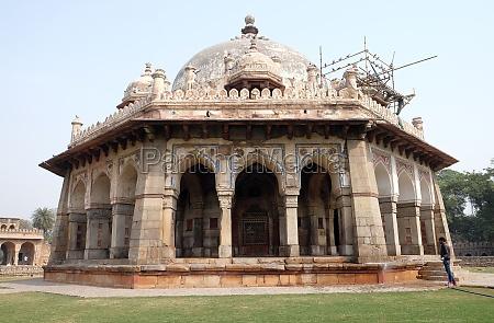 isa khan tomb humayuns tomb complex