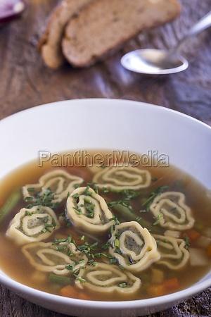 maultasche soup
