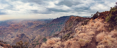 semien or simien mountains ethiopia