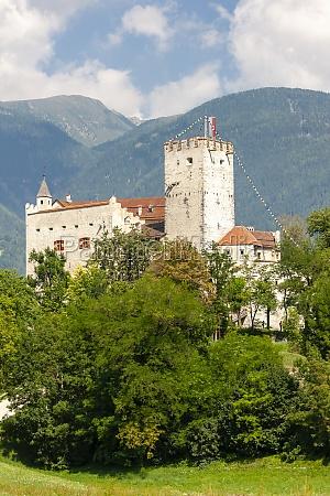 weissenstein castle in osttirol austria
