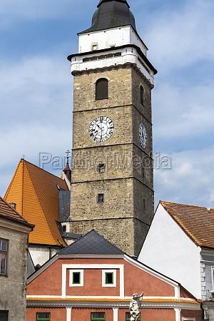 olad town slavonice in czech republic