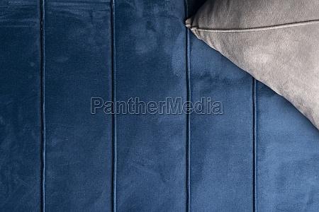 close up velvet sofa texture velvet
