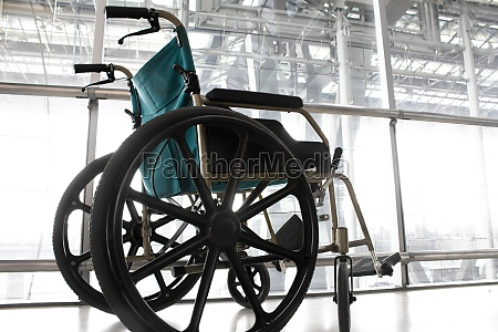 wheelchair service in airport