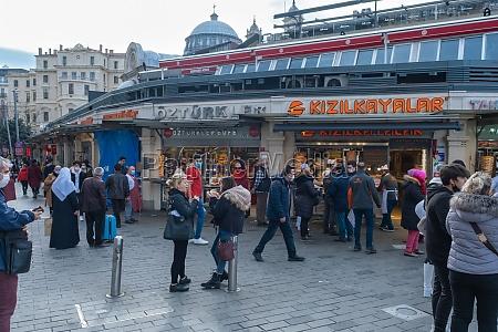 beyoglu istanbul turkey 02172021 a