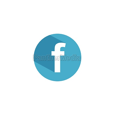 f letter social media facebook logo