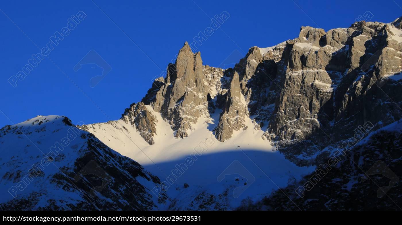 winter, sunset, scene, seen, from, elm, - 29673531