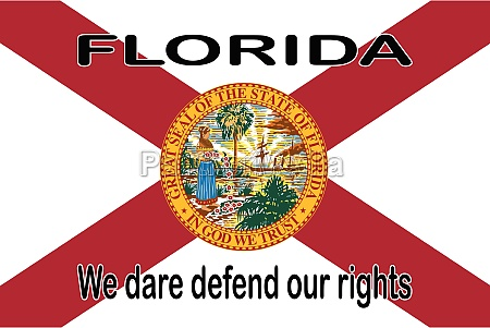 florida state rights flag