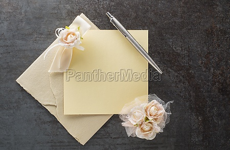 greeting card letter