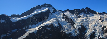 panoramic image of mount sefton and