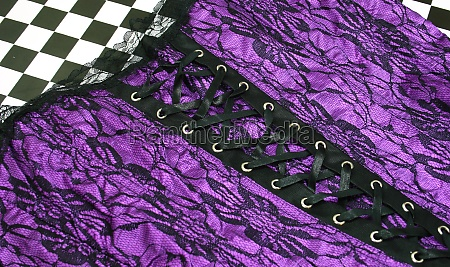 lingerie background black and purple