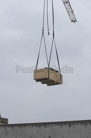 transportation of goods and logistics