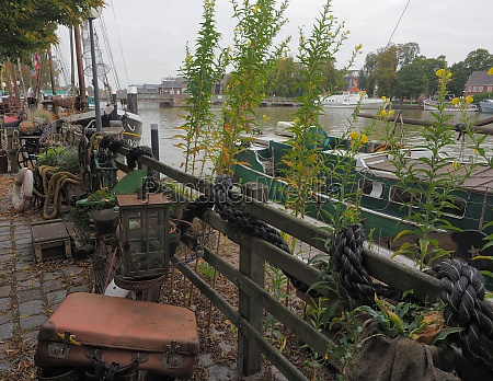 harbor in leerostfriesland