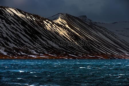 beautiful mountains landscape