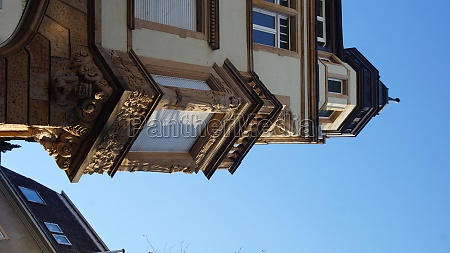 freiburg germanycity views sightseeing ancient architecture