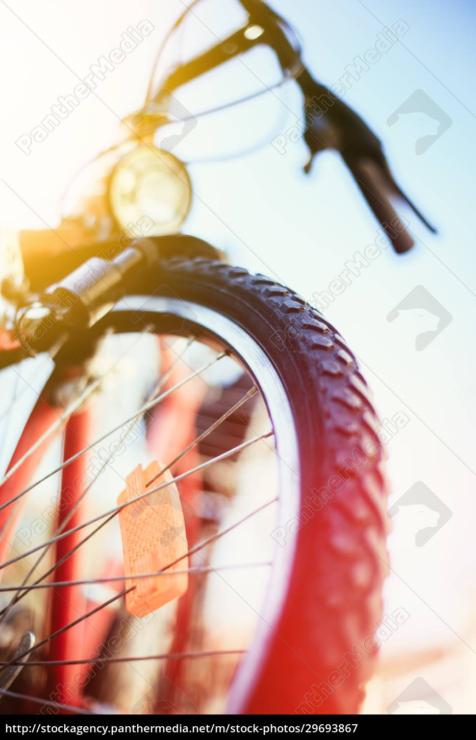 close, up, of, mountain, bike, tyres - 29693867