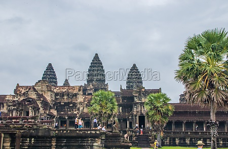 angkor wat siem reap cambodia asia