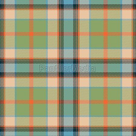 scotland tartan seamless plaid texture with