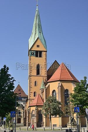 st lehonard church stuttgart