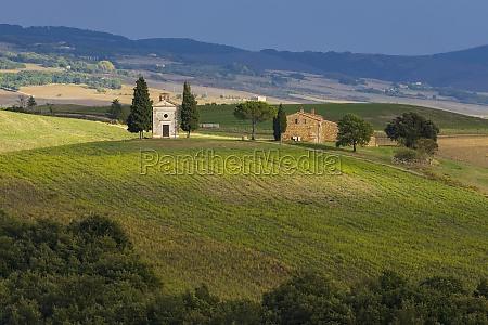 chapel of the madonna di vitaleta