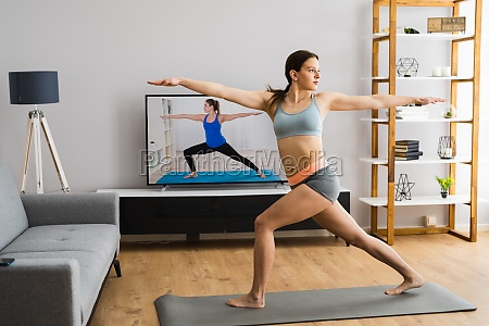 tv online fitness exercise workout