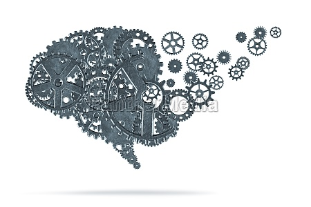 brain made gears