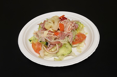 delicious antipasto salad
