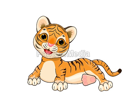 little tiger cub 1