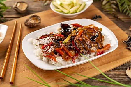 vegetarian chinese food