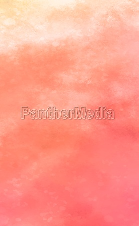 panoramic texture of realistic red watercolor