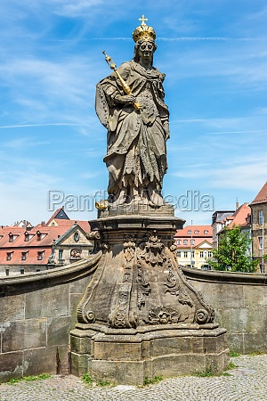 sculpture in bamberg germany bavaria