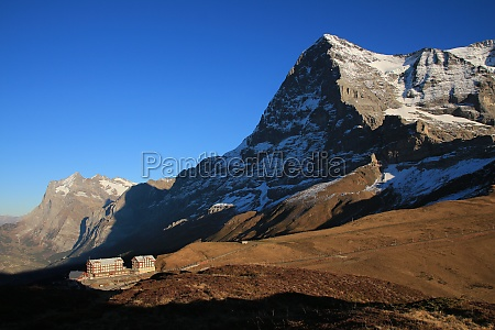 mt eiger eiger north face and