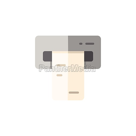 ticket vending machine insert and purchase