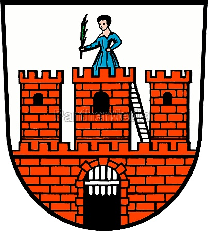 coat of arms of dahmemark