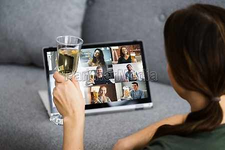 virtual champagne tasting event online