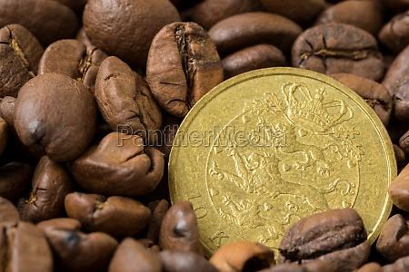 danish coffee market