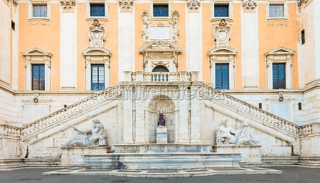 rome italy view of the staircase