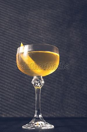 glass of alaska cocktail