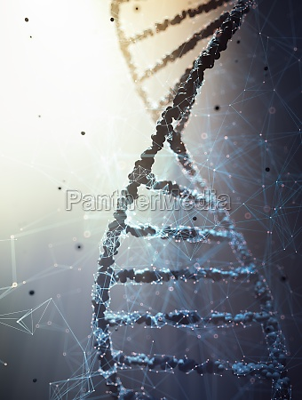 dna molecular genetic science biotechnology
