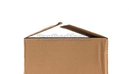 cardboard box package shipping concept preparing